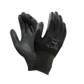 Polyurethane work gloves / gypsum plaster / nylon