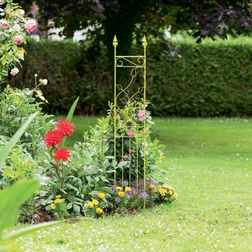 traliccio floral metal trellis