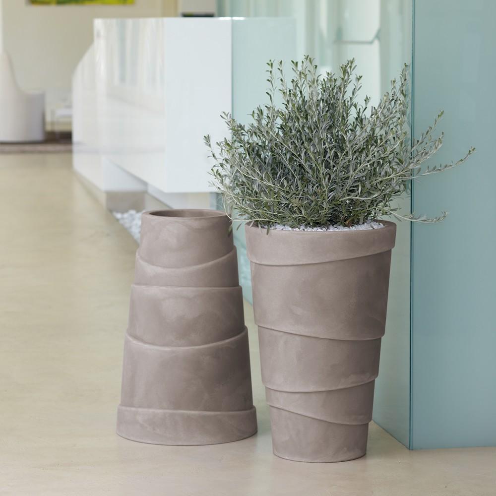 Portavasi da interno roma vasi arredamento ikea il - Vasi ceramica esterno ...
