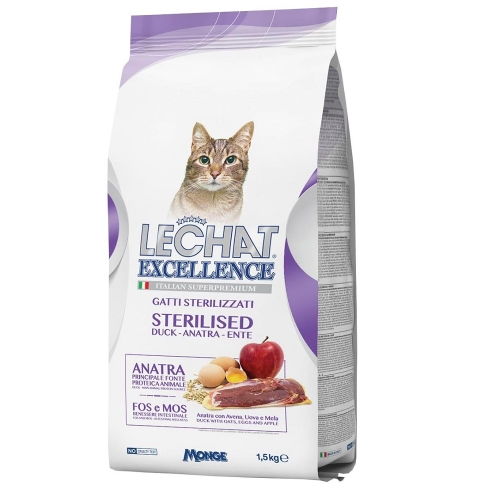 le-chat-excellence-sterilized-anatra15-kg